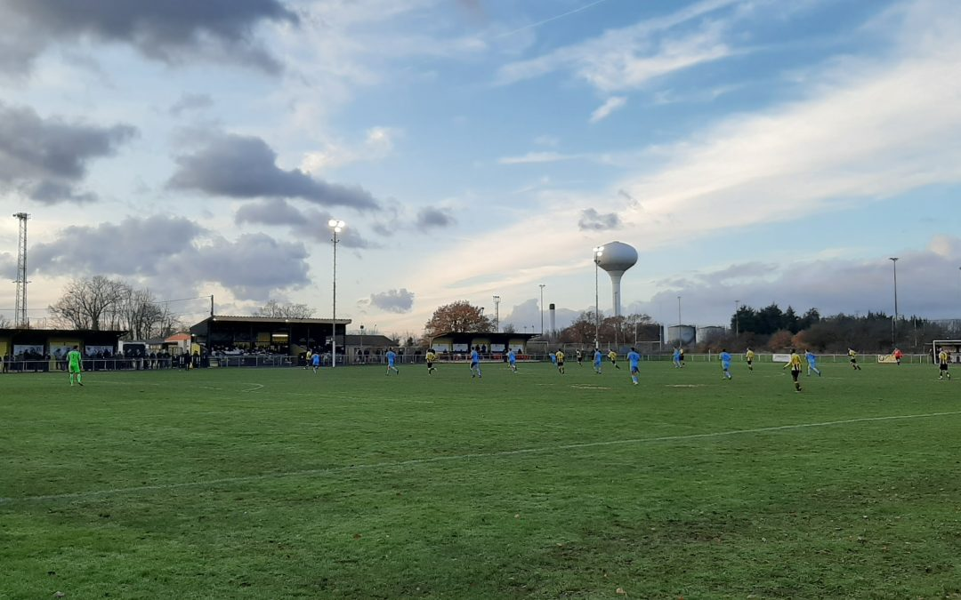 Bees v Blues: Basildon Borough Derby
