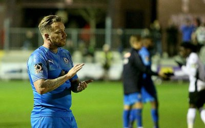 Blues beaten in Dartford