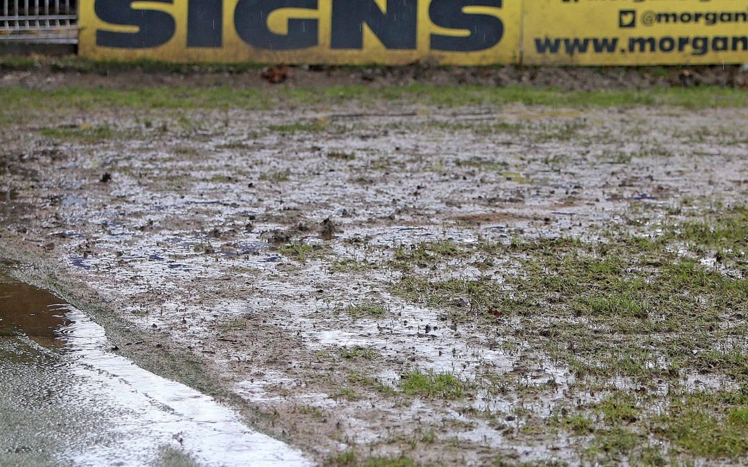 Blues v Oxford City: Match Postponed