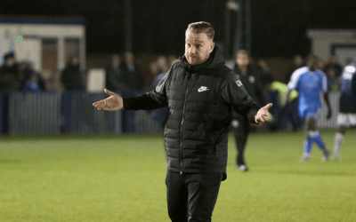 Town lose 2-goal lead at Tonbridge