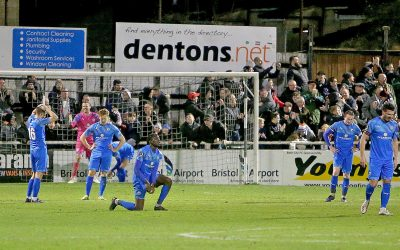 Bath score 90th minute winner against Battling Blues