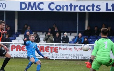 Blues lose 2 goal lead in draw with Tonbridge