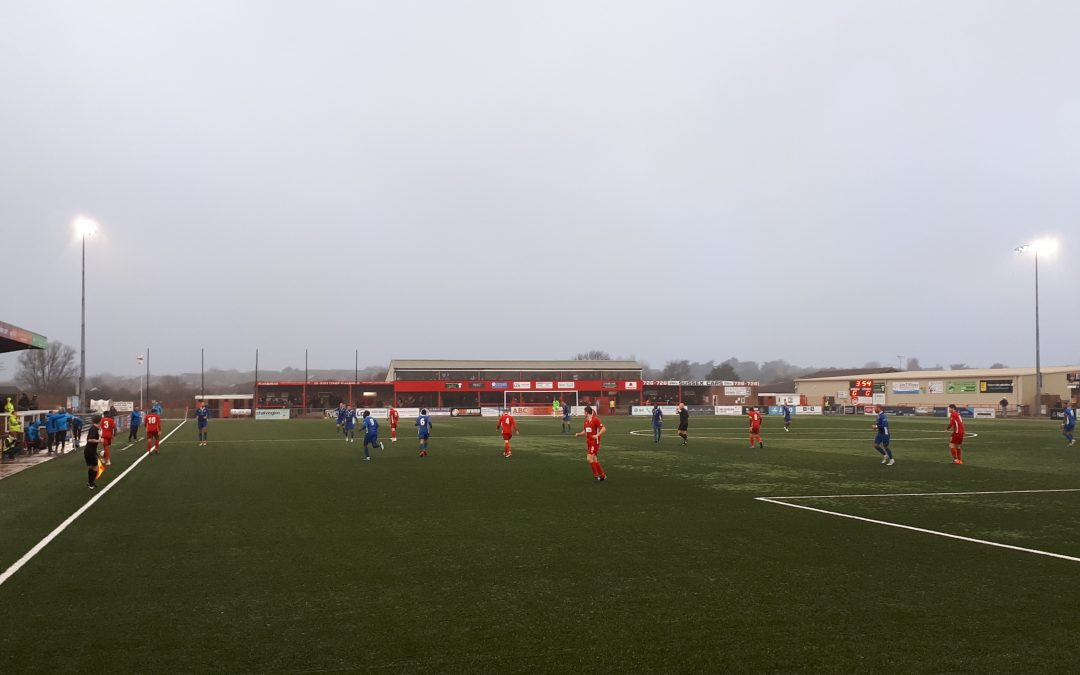 Blues go to East Sussex