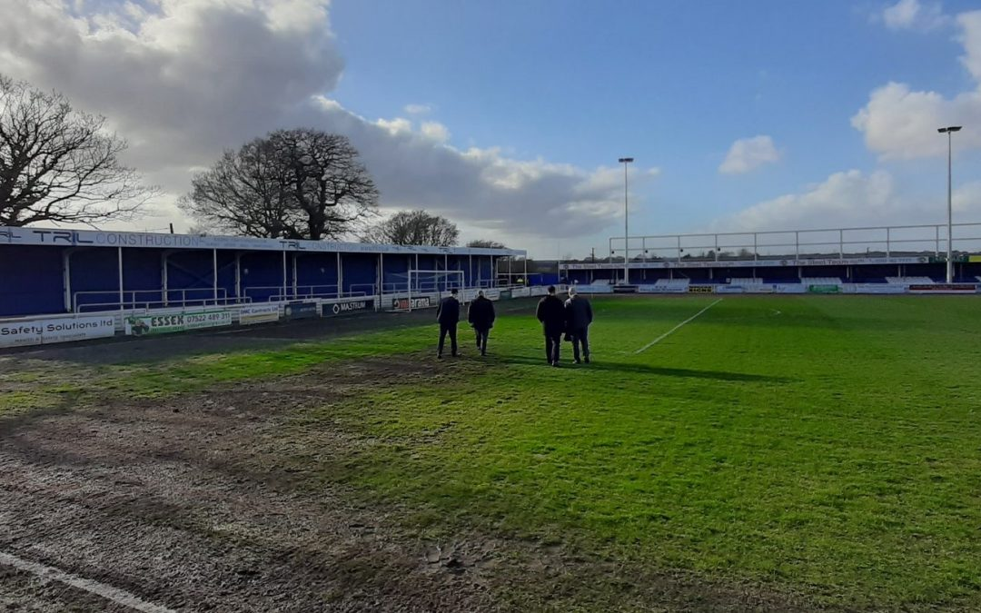 Billericay Town v Maidstone United: Match Postponed
