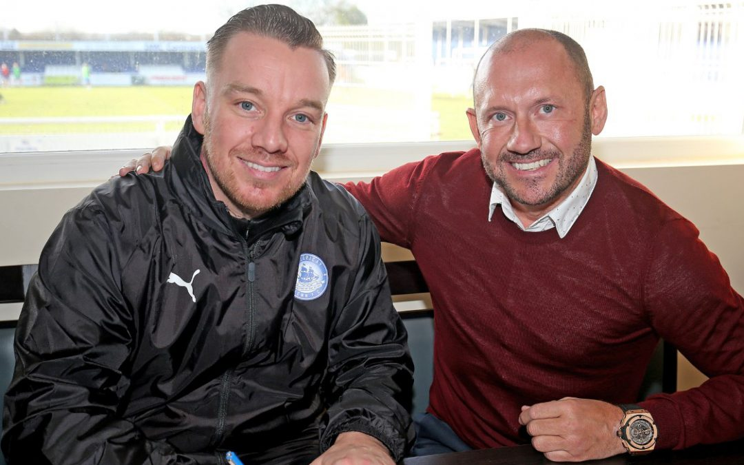 Jamie O'Hara Extends Contract