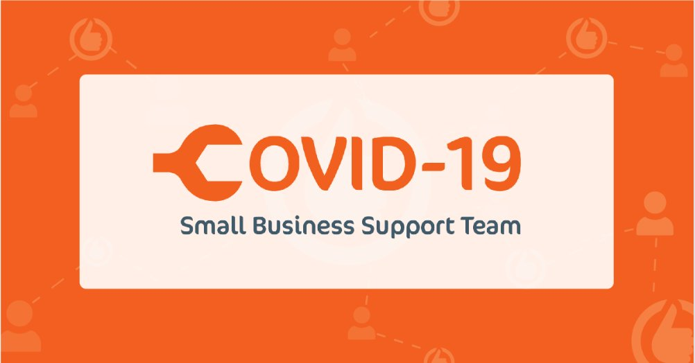 Covid-19 Small Business Support Team