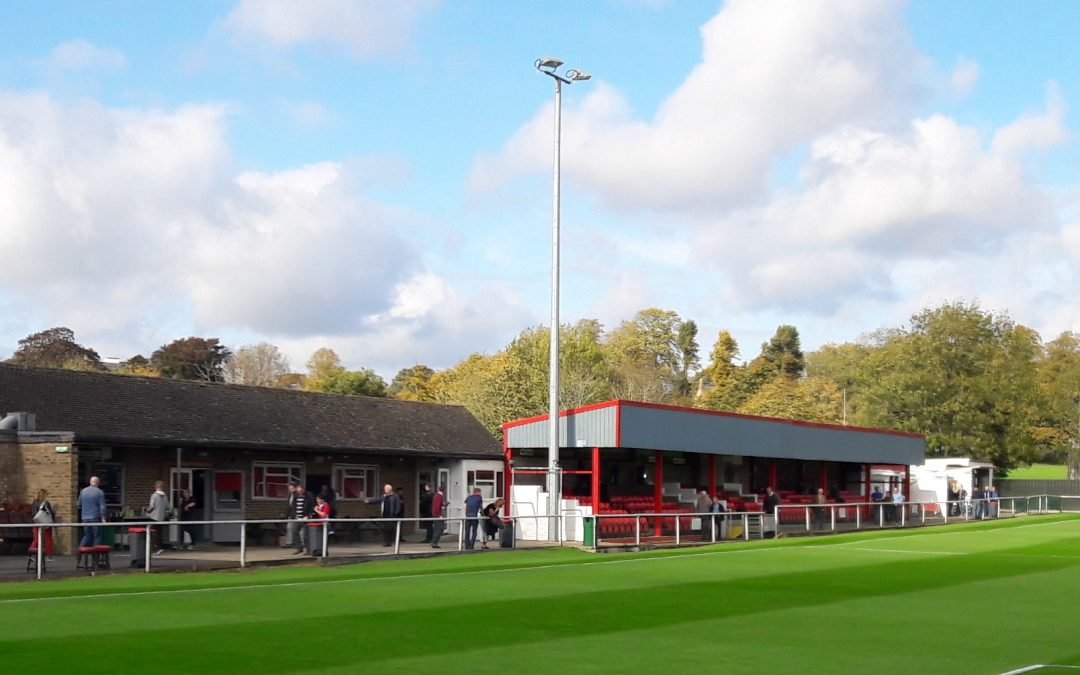 F.A. Cup: Brackley Town v Billericay Town