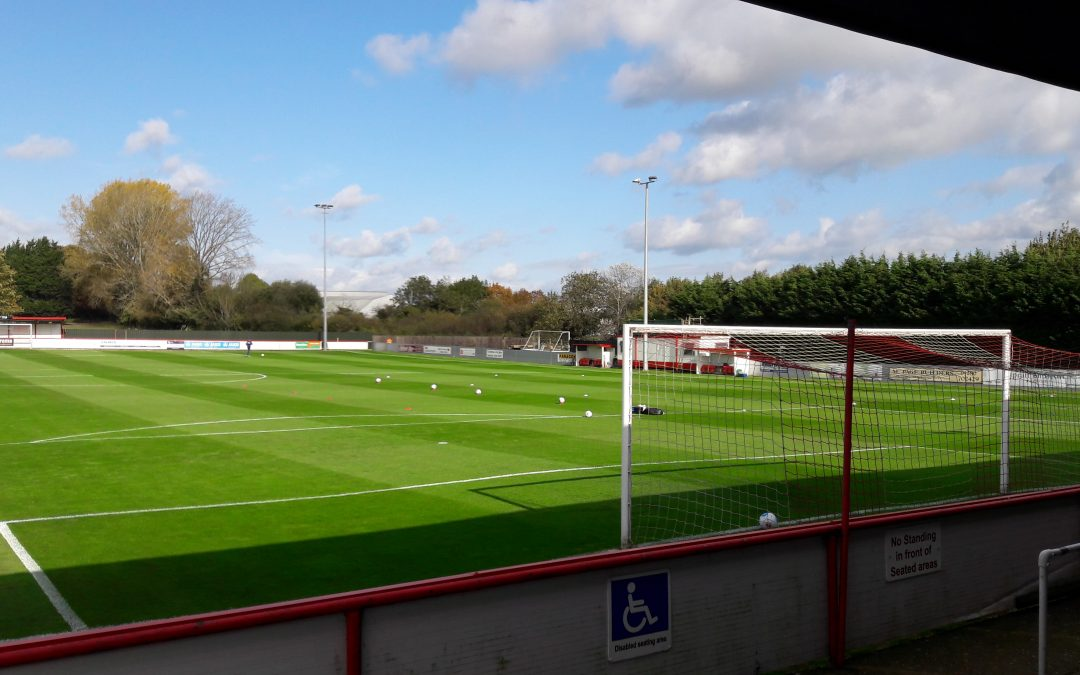 Blues will head to Brackley for F.A. Cup
