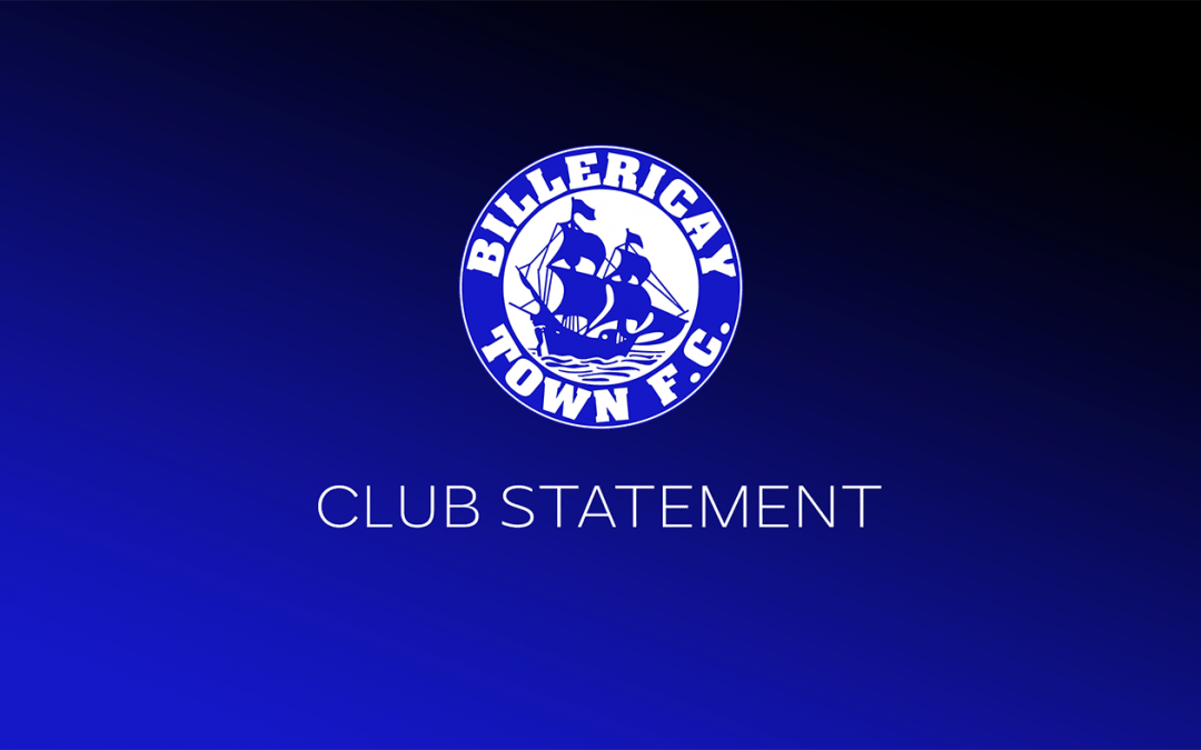 Club Announcement: New Blues Manager