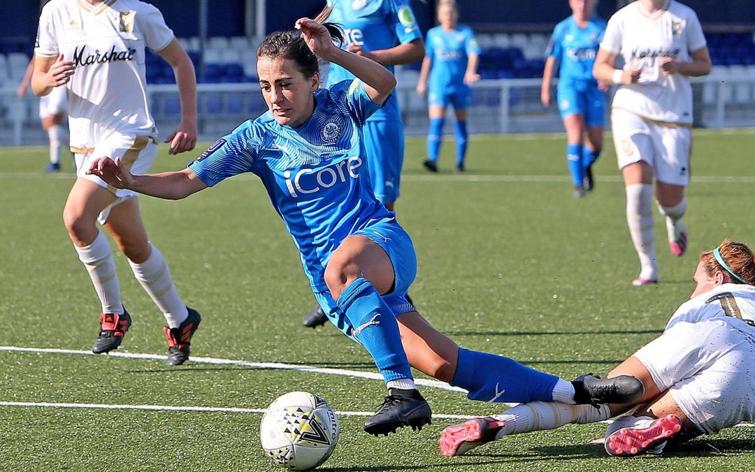 Women end Pre-Season with 3-2 defeat