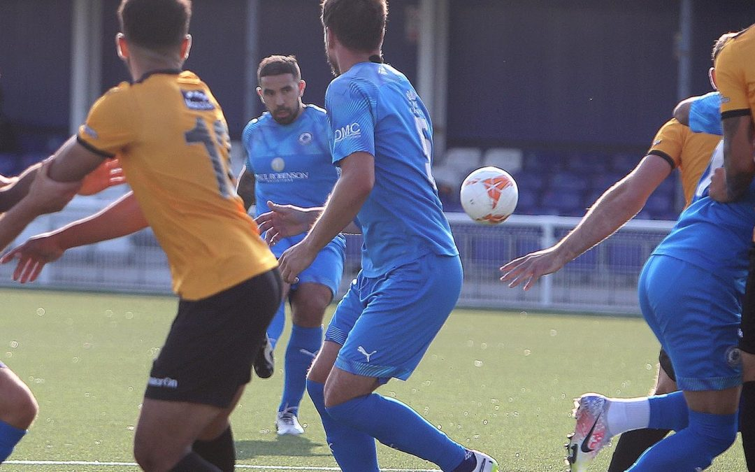 Billericay Town 2 Maidstone United 2