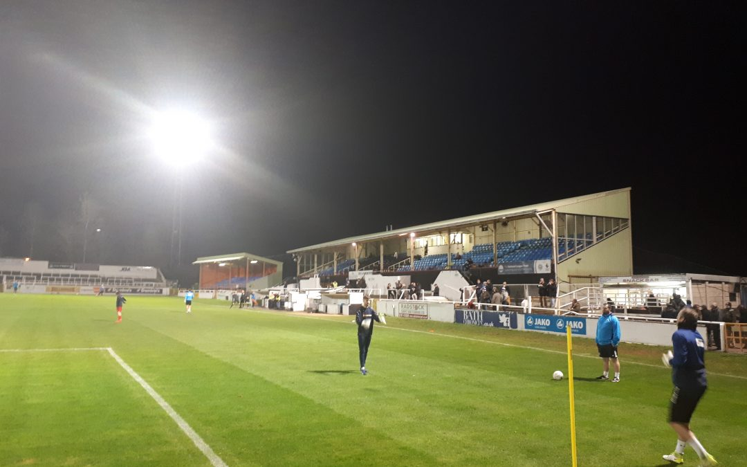 Bath City v Billericay Town