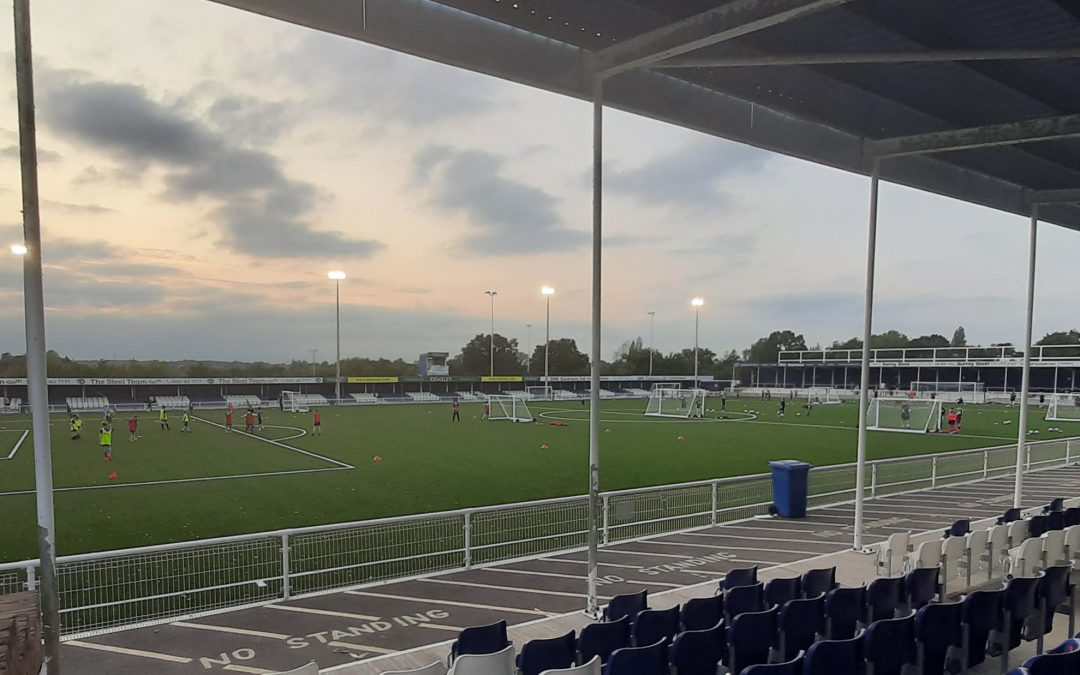 Billericay Town v Havant & Waterlooville