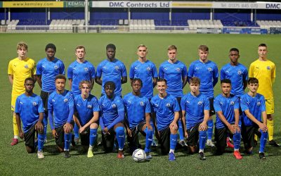 Under 18's fall to penalties defeat
