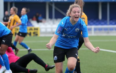 F.A. Women's Cup: Billericay Town 4 Cambridge United 1