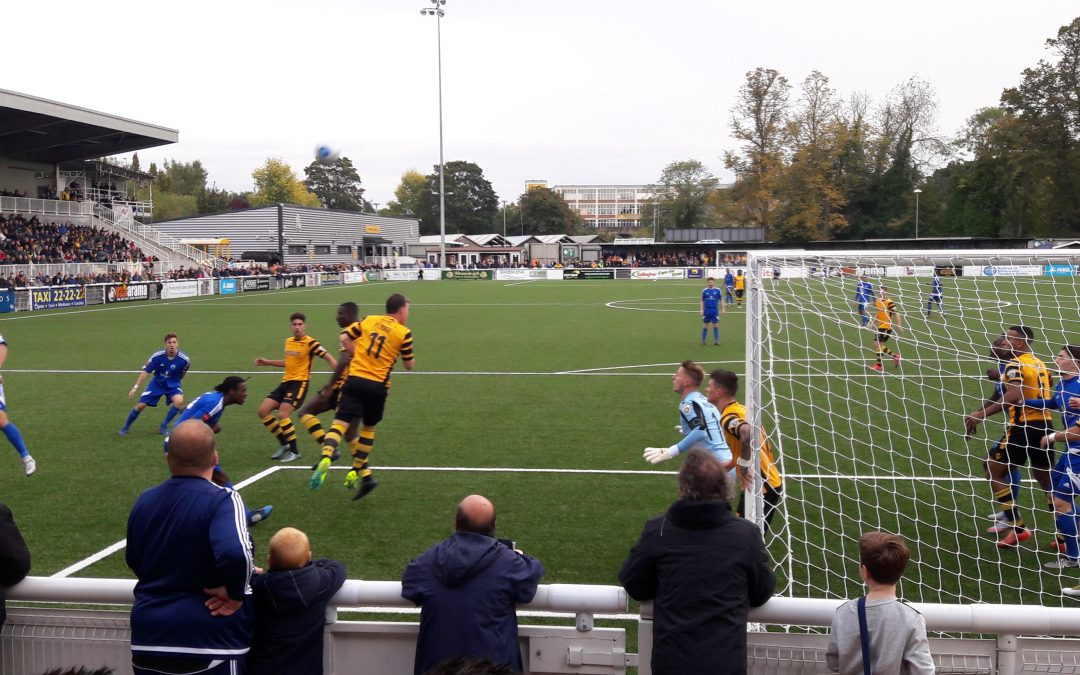 Maidstone United v Billericay Town