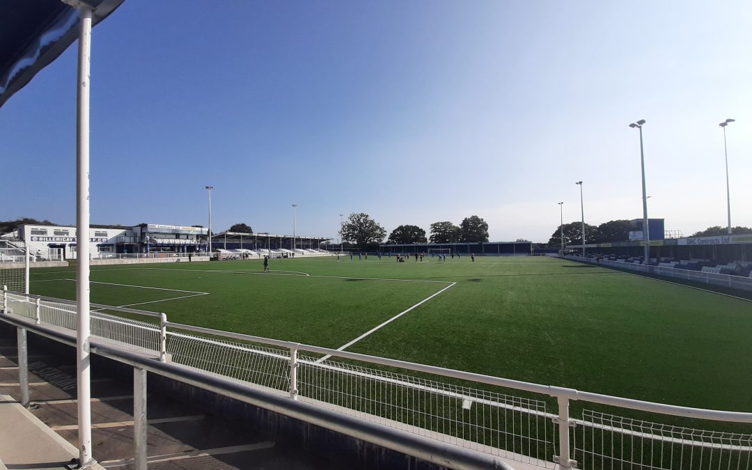 Billericay Town v Concord Rangers