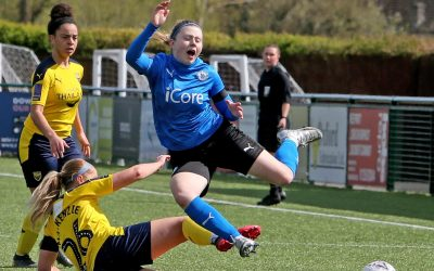 Blues bow out of Women's F.A. Cup
