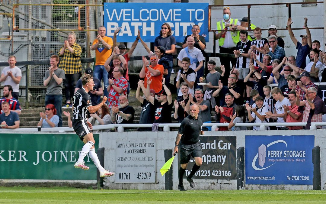 OPENING DAY DEFEAT FOR TOWN