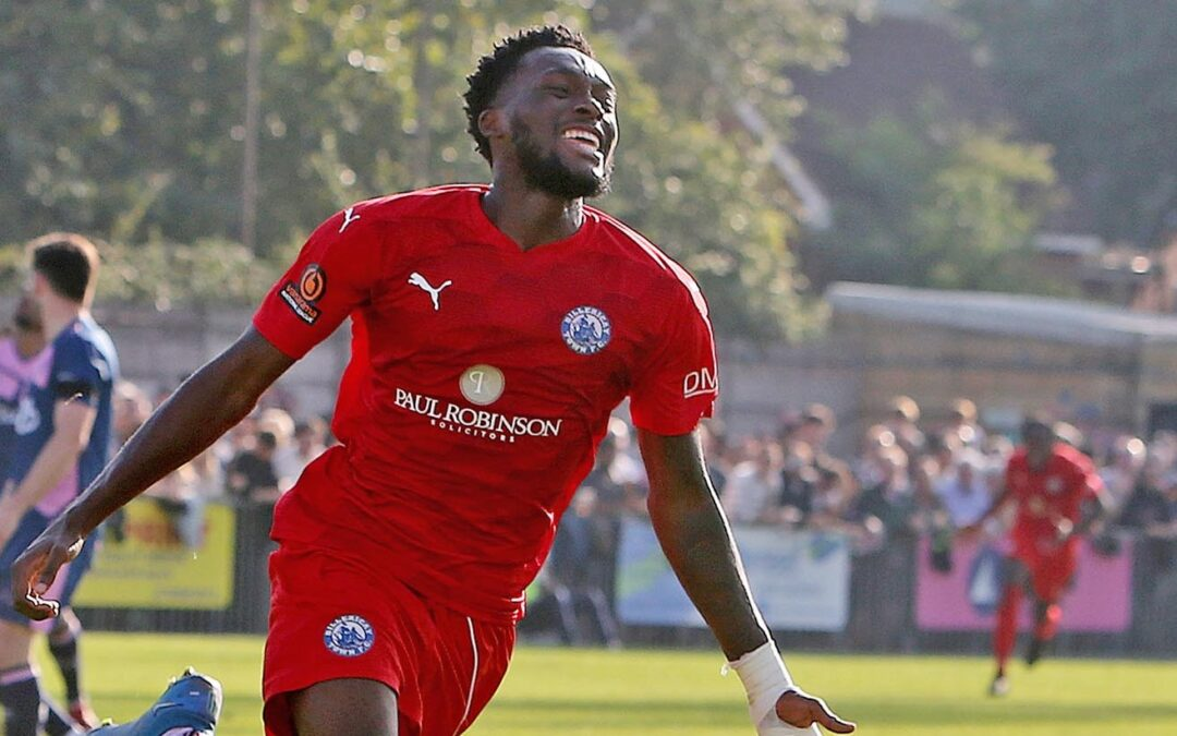 FIRST LEAGUE WIN COMES AT DULWICH