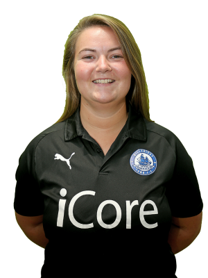 Katie Knowles - Physio 1st Team