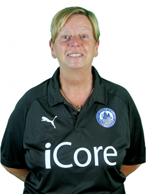 Kim Coster - Ladies Manager